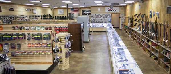 gun and safe store