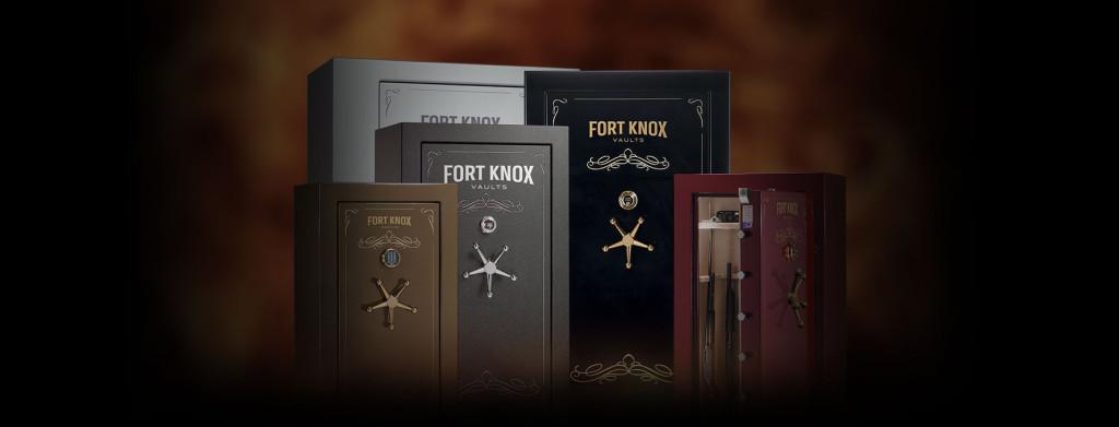 Fort Knox Safes – Range Guns and Safes