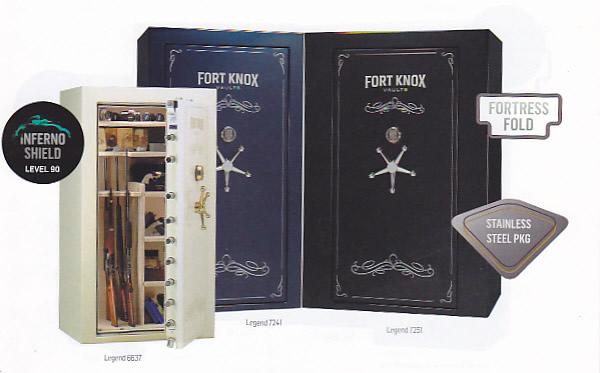 Fort Knox Legend