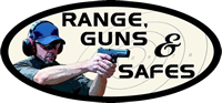 Range Guns and Safes Logo